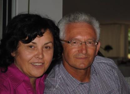 Lidija i Slobodan Stojković