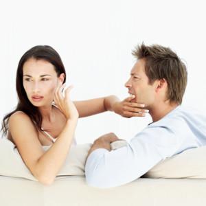 bračni par u svađi